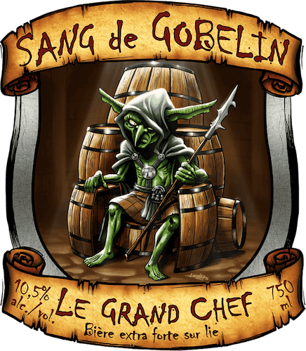 Sang de gobelin Le grand chef