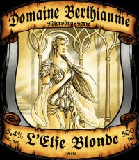 L' elfe blonde